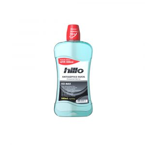 Imagem Antisséptico Bucal Hillo Ice Max 500 ML